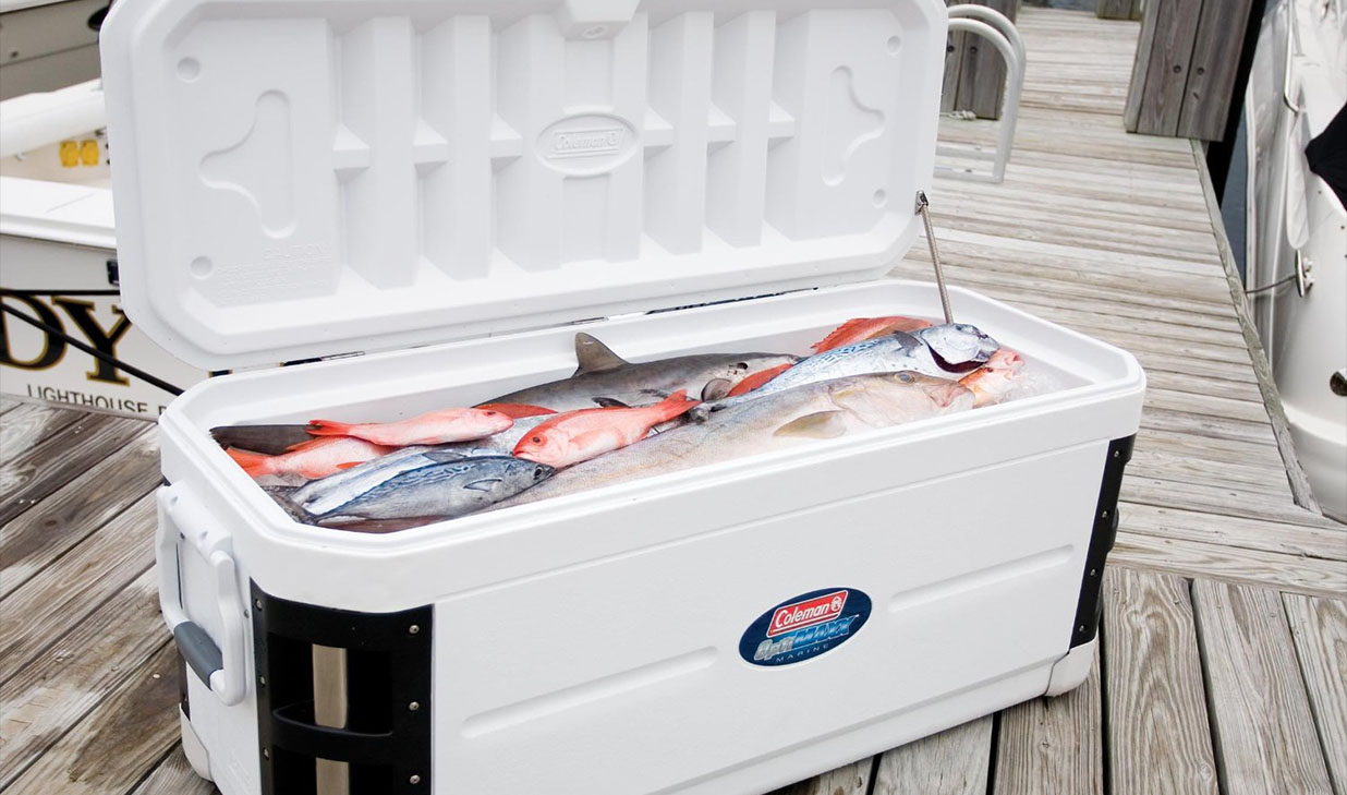 Изотермические контейнеры для рыбалки своими руками 56