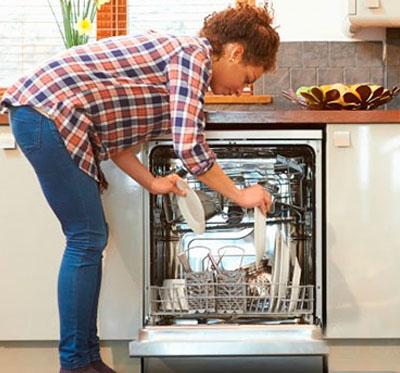 Почему посуда после мытья в посудомойке мокрая